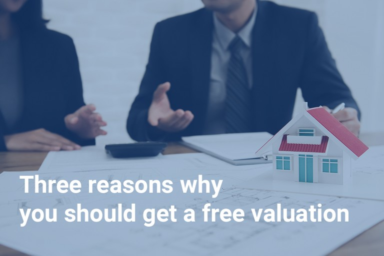 Three reasons why you should get a property valuation